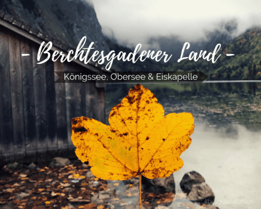 Berchtesgadener Land, Königsee Obersee Eiskapelle