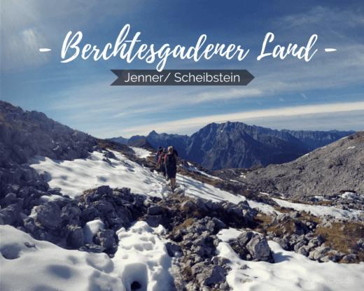 Schneibstein, Jenner im Berchtesgadener Land