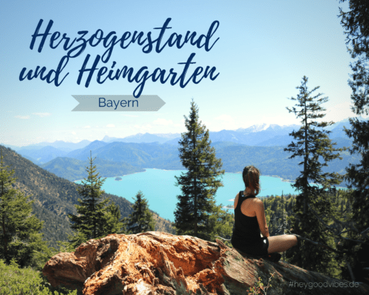 Herzogenstand und Heimgarten in Bayern