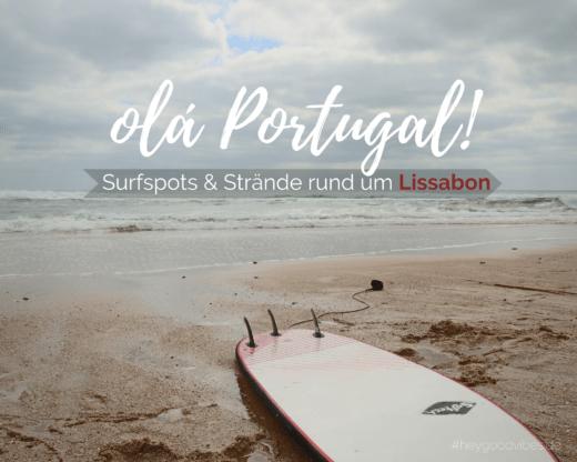 PORTUGAL Strände und Surfspots