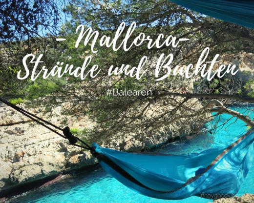 Die schlnsten Strände von Mallorca