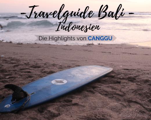 CANGGU Bali Indonesien