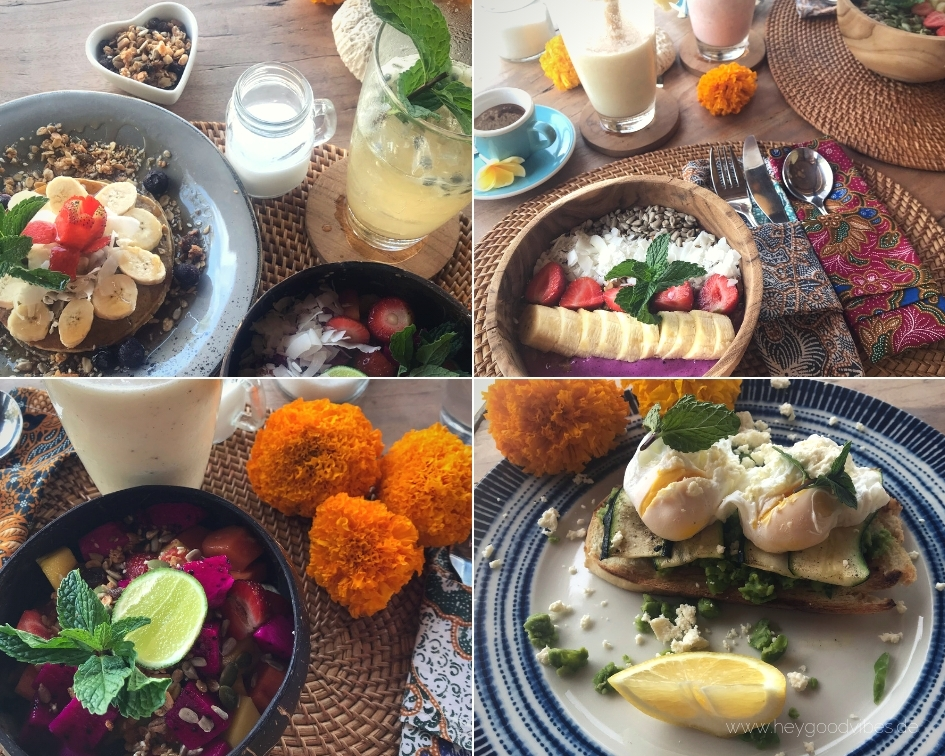 Bali Hotel Breakfast Uluwatu