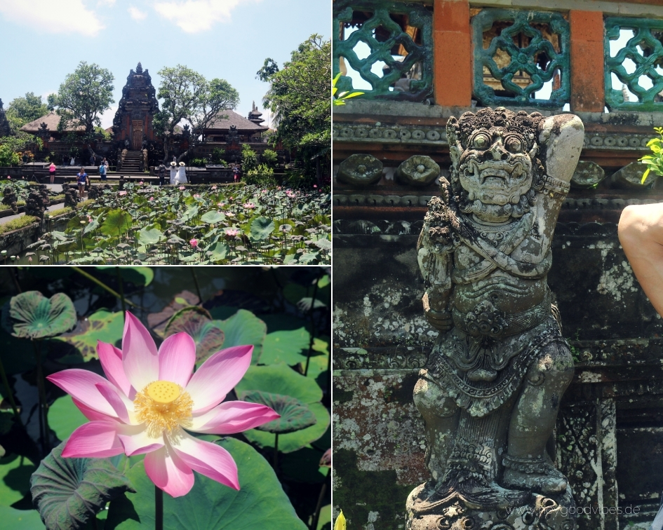 Temper Lotus Ubud