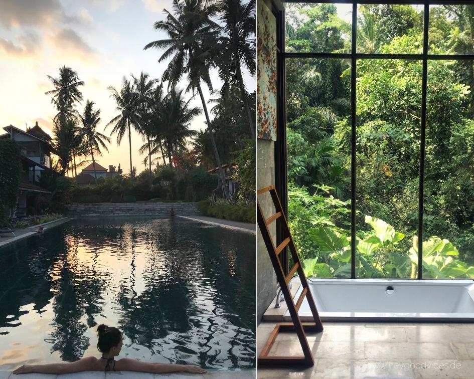 Bali Dschungel
