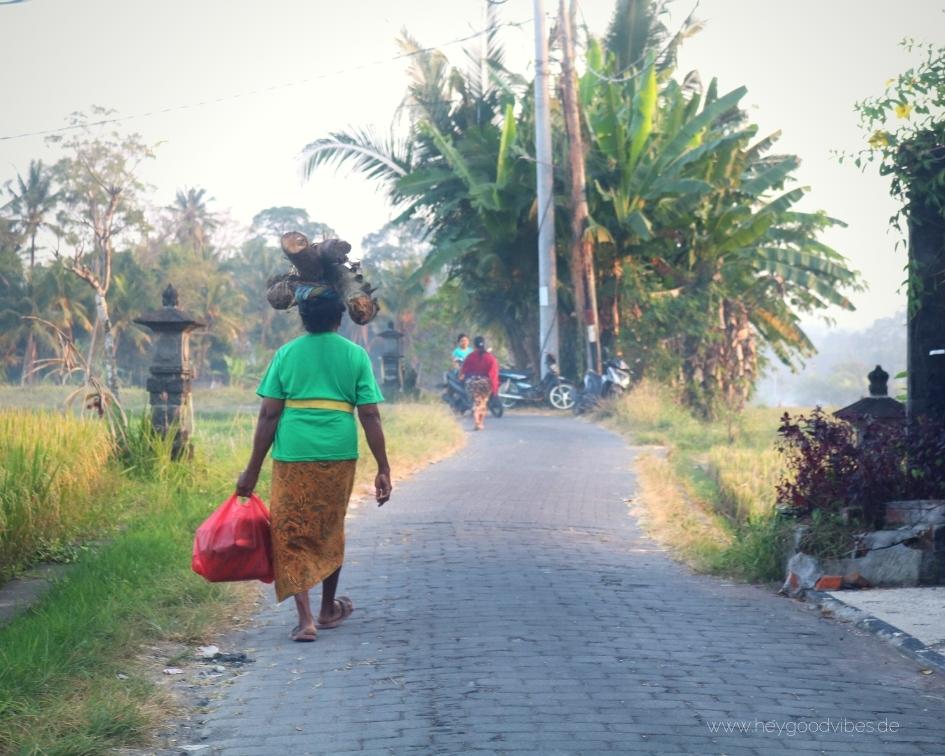 Bali Menschen