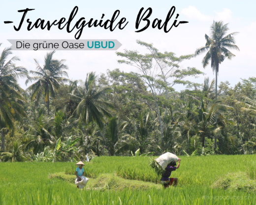 UBUD Bali Rundreise