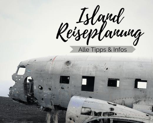 Reiseplanung Island