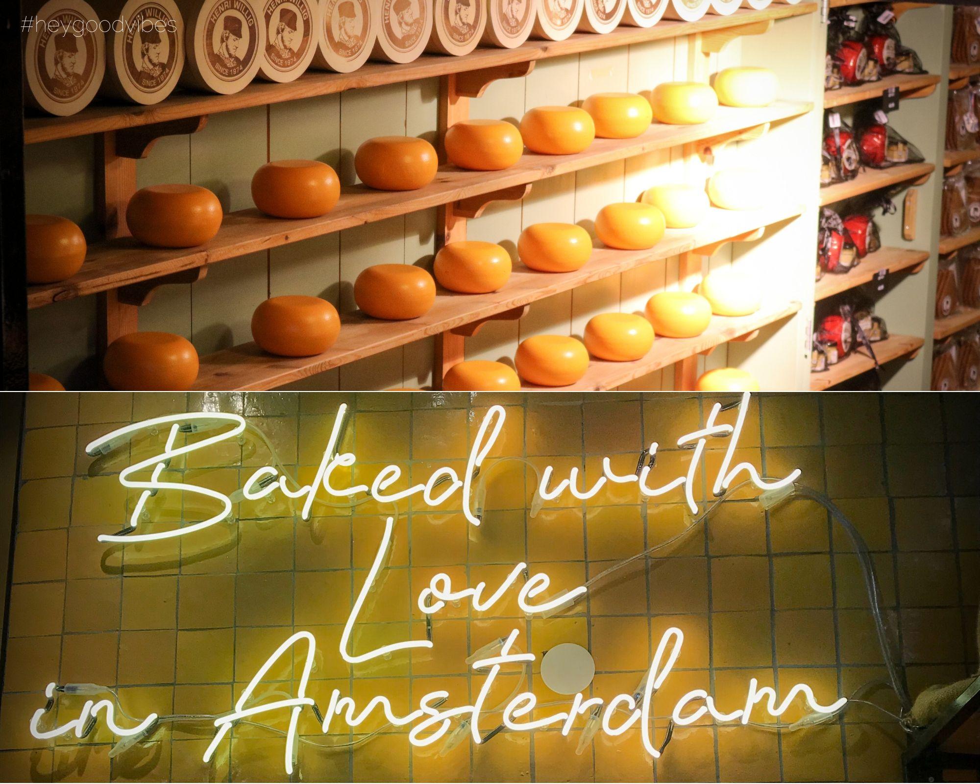 Amsterdam Käse und Bäckerei