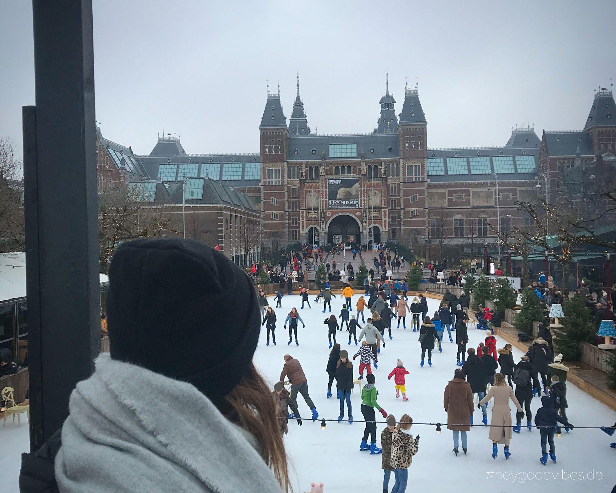 Weihnachtsmarkt Amsterdam(1)