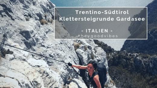 Klettersteigrunde Gardasee