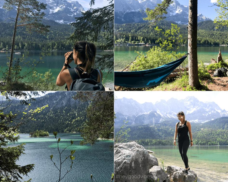 Eibsee Garmisch-Partenkirchen