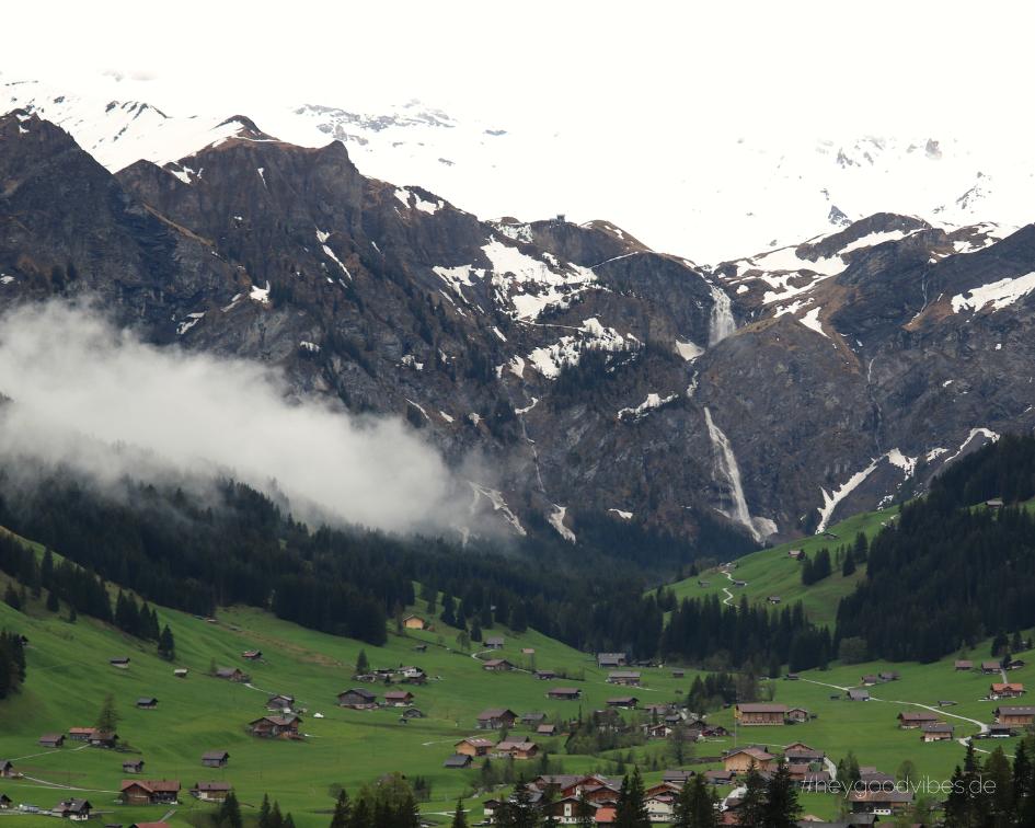 Wasserfall Schweiz